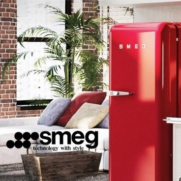 스메그 냉장고 FAB28