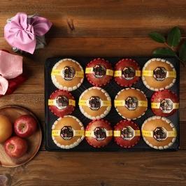 [2020설] ~1/22 00시 주문건 명절전발송! 명품 사과배과일선물세트7kg 사과6과+배6과 큰과수 엄선+선물용띠지포장