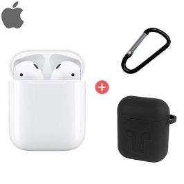 애플 에어팟2 / 애플 에어팟2세대 유선, 무선 + 실리콘 케이스증정! /갤럭시 버즈 SM-R17