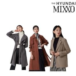 [현대백화점] MIXXO 여성 데일리룩 모음