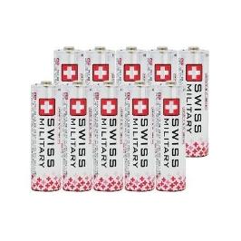 스위스 밀리터리 AA AAA 알카라인 건전지 10알 20알 40알 망간 C형D형9VCR2032/1번2번옵션2개이상구매시랜턴증정