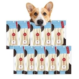 [더싸다특가] 한정수량! 유통기한 임박 땡처리! 피니키 강아지 밀크롤 4p X 10개 (유통기한 20.01)