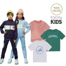 [투데이특가] 탑텐키즈 백화점 역시즌 2탄  팬츠/ 티셔츠 20종 균일