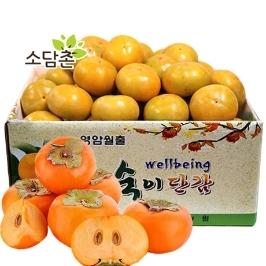 [더싸다특가] 달콤 아삭 햇단감 5kg/10kg