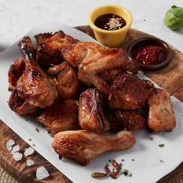구어조은닭 에어프라이어 치킨 3kg+1kg