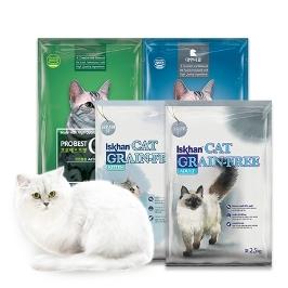 프로베스트&이즈칸 캣 그레인프리 고양이사료