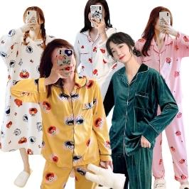 [패션뷰티위크] 더반하다 30% 쿠폰 겨울 극세사 수면잠옷 원피스 동물잠옷 수면바지 총출동