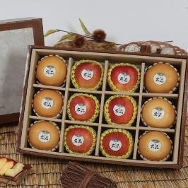 [2020설] ~1/22 17:00 주문건 명절전발송! 청정365 설 선물세트 사과(6입)+배(6입) 혼합세트 7kg 고급형
