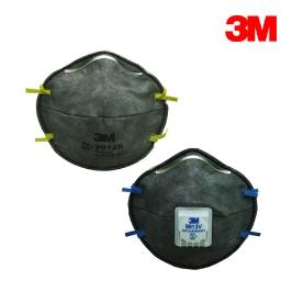 3M 마스크 모음/방진마스크 작업용 마스크 1급 2급 납땜 용접용 금속절단 분진 미스트 작업 3중구조필터 편안한 호흡