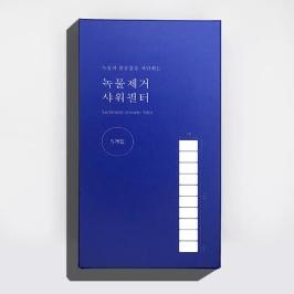 녹물제거 정수필터 샤워기 + 정수필터1Box(5개)세트 / 닥터피엘 / 바디럽 샤워기 호환필터 5개