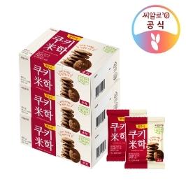 우리 쌀로 만든! 쿠키미학 30개입(초코/코코넛)+사은품 증정
