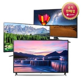 [디지털위크] 공식판매점 LG전자 43형/55형 FHD/UHD TV 모음★