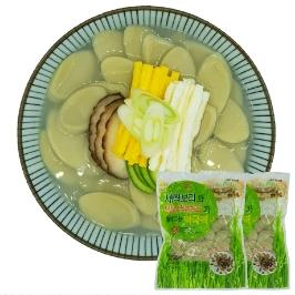 [투데이특가] 100%국산쌀 새싹보리떡국떡1kg 외 오색 떡국떡 / 일반미떡국떡
