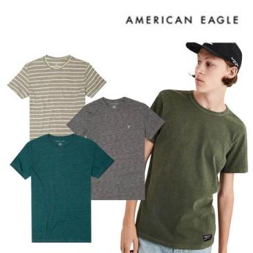 [패션플러스] 아메리칸이글 데일리 반팔티셔츠 색상별 모음/데일리룩/남성티셔츠/봄옷