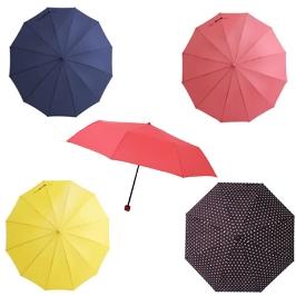 [게릴라특가] 장마대비 예쁘고 튼튼한 우산 97종 (장우산/3단우산/자동우산/브랜드우산)