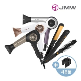 [디지털위크] [쿠폰+카드 중복할인] JMW 항공모터 드라이기&고데기 특가전