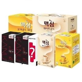 [원더배송] [무료배송] 맥심 170T 외 커피 초특가 행사