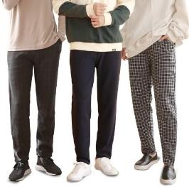 [투데이특가] 오늘 단하루만 6500원! 남녀공용 따뜻한 겨울 융털바지/수면바지/트레이닝/작업복/기모바지/방한바지
