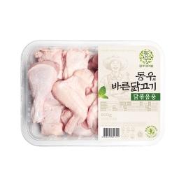 동우 바른닭고기 닭볶음탕용 600g Tray 냉장 외