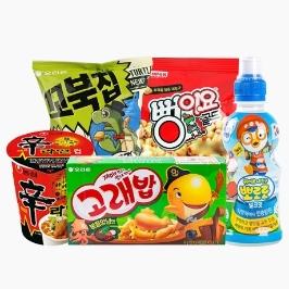 [투데이특가] 고래밥 1+1 !!! 베스트 과자간식 모음전! / 신라면 진라면 컵라면 홈런볼 쌀과자 씨리얼 초콜릿 초코바 등