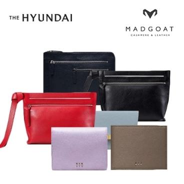 [현대백화점] 매드고트 여성/남성 지갑 모음