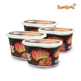 [더싸다특가] 전자렌지 3분! 삼양 불닭볶음밥 컵 4개 外 삼양 인기냉동 7종