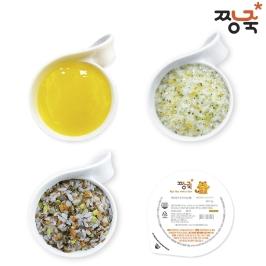 짱죽 이유식 (12+2) 추가증정+쿠폰 이유식 반찬 국 덮밥소스 실온이유식 유기농김 유기농쌀과자 떡뻥 핫도그