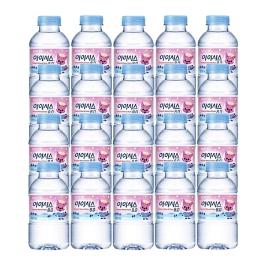 [위메프어워즈] 아이시스8.0 핑크퐁 200mlx20pet 외 생수/물/2박스 구매시 안심박스 포장!