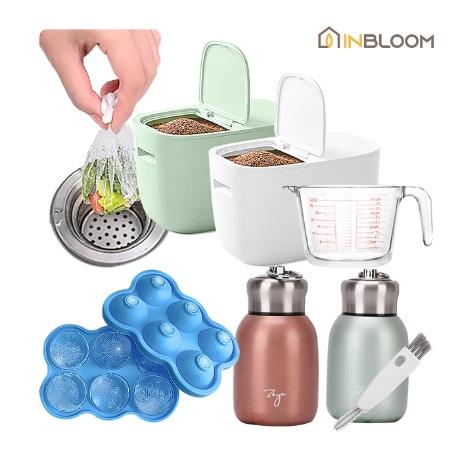 인블룸 음식물 거름망 이외 실속 생활주방용품 골라담기
