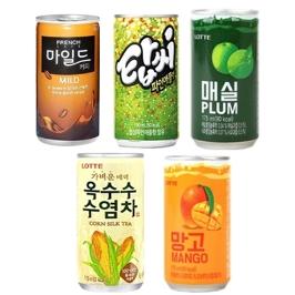 [더싸다특가] 프렌치카페 마일드 150mlX30캔 외 음료수