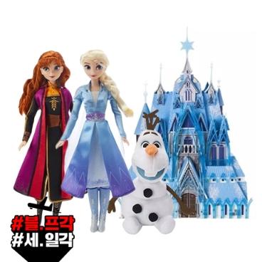[블프직구] 해외배송 겨울왕국2 밤비노 디즈니 장난감