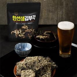[어디까지팔아봤니] 남원 찹쌀 김부각 35g 외2종 (5+1이벤트) 5개구매시 1개 더증정!