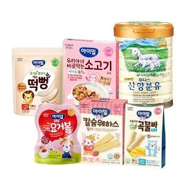 일동후디스 산양분유/ 하이키드/ 트루맘/ 아이간식 대전