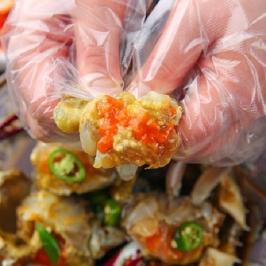 [게릴라특가] 다담꽃게와새우 알이 꽉찬 간장게장!!! 양념게장!!! 간장새우장 !!! 정성가득 엄마의 손맛