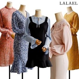 라라엘 봄옷 고민 끝내버릴 최대40% 슈퍼할인! 산뜻한 봄신상 원피스/블라우스/스커트 外