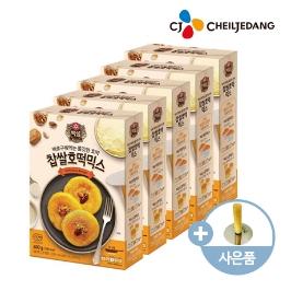 찹쌀호떡믹스 400g x 4개 + 스윗메이플 컵팬케익 + 누르개