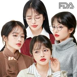 [투데이특가] 투디터 FDA 블루라이트차단 청광 안경/렌즈 균일특가