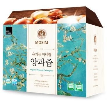 프로메이드 유기농 미네랄 양파즙 100ml