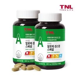 TNL 장건강 알로에센스정 1+1 총 4개월분 外 멀티비타민, 칼슘 마그네슘 아연, 루테인, 밀크씨슬, 오메가3