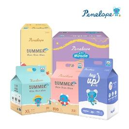 페넬로페 씬씬씬 에어슬림 팬티/밴드 기저귀 외 전품목 특별전