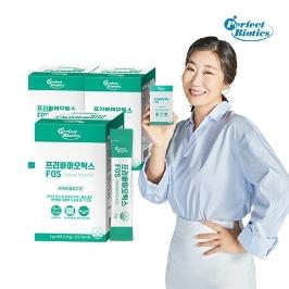 [투데이특가] 퍼펙트바이오틱스 프리바이오틱스 FOS 1+1+1 총 3박스 (건강관리/유산균/장건강/가르시니아/프로바이오틱스)