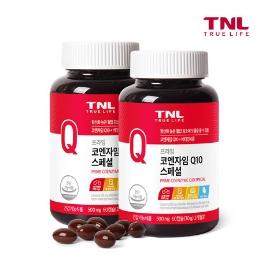 [위메프어워즈] TNL 혈압감소 & 항산화 코엔자임Q10 2개월분 外 스피루리나,밀크씨슬,오메가3,비타민