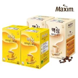 [더싸다특가] 맥심 커피믹스 모음전 모카골드/화이트골드 320T/400T