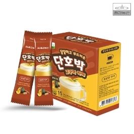 칠갑농산 단호박 고구마라떼 1box 15포