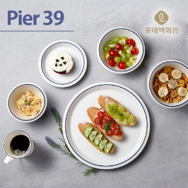 랄팡 피어 접시/컵/플레이트/공기/대접 모음