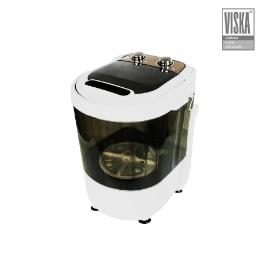 비스카 투인원 미니세탁기 XPB30-120R