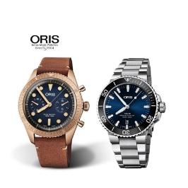 [대구백화점] 오리스(ORIS) 남성시계 2종(한정판)