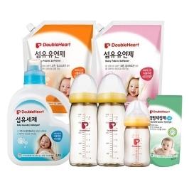 [원더배송] 더블하트 젖병&세제 특가할인전