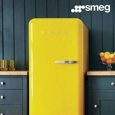 [스메그] [해외직구위크] 스메그 주방가전 모음 스메그 냉장고 / 미니 냉장고 / 빅토리아 인덕션 / 식기세척기