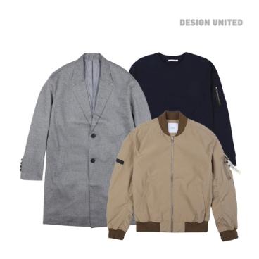 [패션플러스] 디자인유나이티드 (티셔츠/가디건/후드티/점퍼/팬츠/청바지/코트)